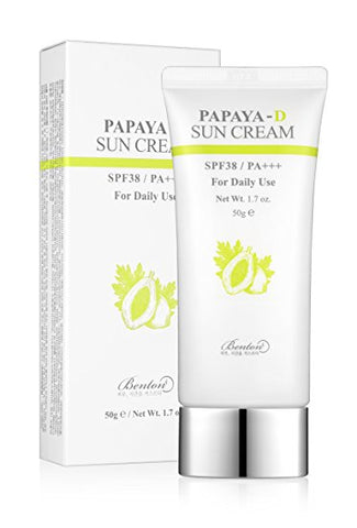BENTON Papaya-D Sun Cream