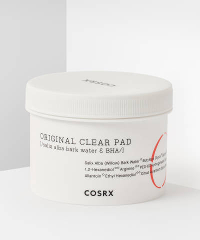 COSRX One Step Original Clear Pads Renewal