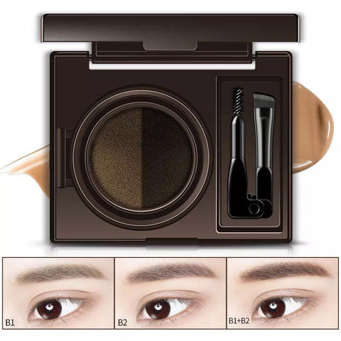 Bioaqua Air Cushion Eye Brow Mascara 6g