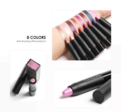 Focallure FA-22 Metallic Lips Crayon