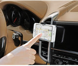 Universal Car Air Vent Mount Mobile Phone Holder 360 Degree Rotatable Mobile Car Phone Stand For All Cell Phone