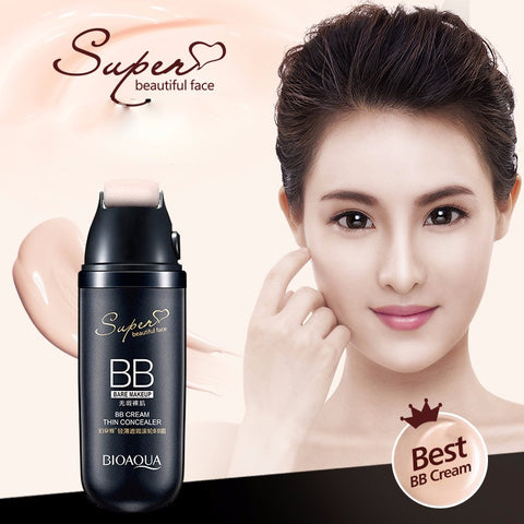 Bioaqua BB Cream Bare Makeup Thin Roller Brush 30g