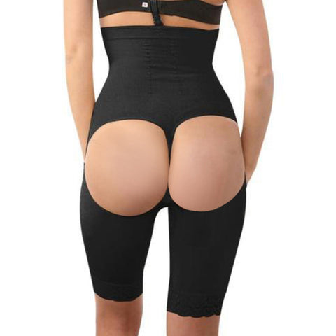 Black Push Up Panties Butt Lifter Body Shaper Shapewear