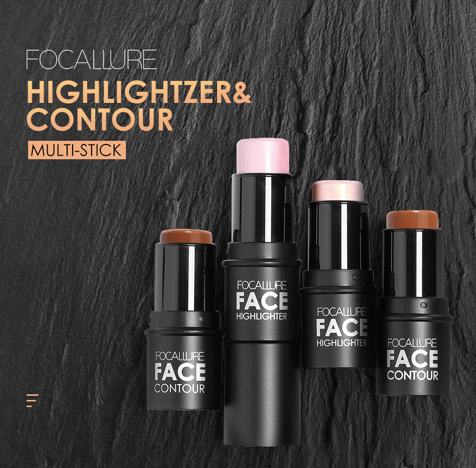 Focallure Highlighter and Contour Multi Stick