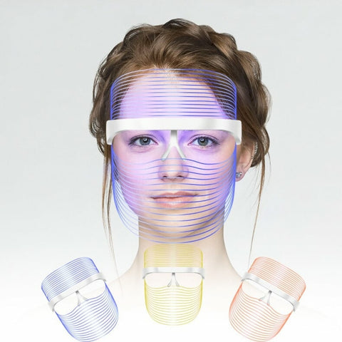 LED Beauty Mask Light