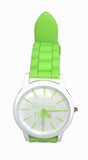 Jelly Running Vogue Silicone Watch