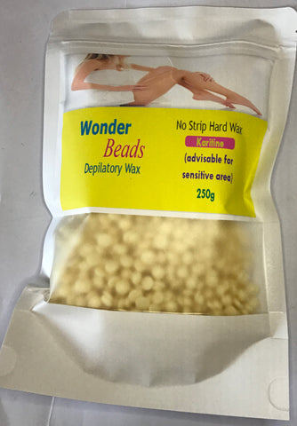 Karitine Wonder beads depilatory wax 250 grams