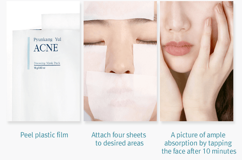 PyunkangYul Acne Dressing Mask Pack 1ea