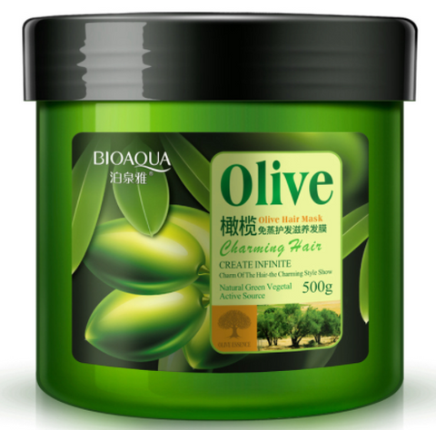 Bioaqua Olive Hair Mask 500g