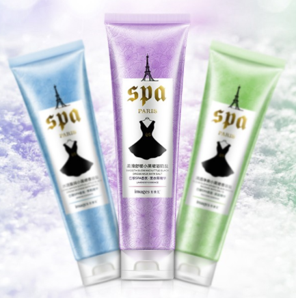 Images Spa Bath Salts Scrub