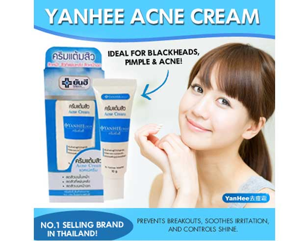 Yanhee Acne Cream 10 g