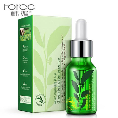 Rorec Green Tea Water Essence 15ml