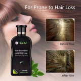 DEXE Organic Hair Grower Dexe Hair Growth Anti-Hair Loss Shampoo