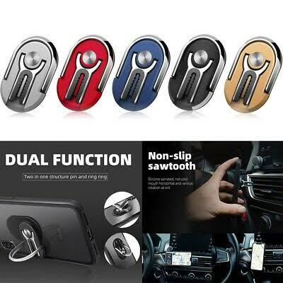 Mobile Phone Bracket Holder Stand 360 Degree Rotation for Car Home