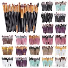 ESSENTIAL 20 PIECE BRUSH SET