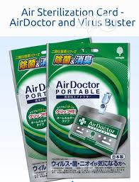 Air Doctor Portable Japan