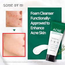SOME BY MI AHA.BHA.PHA 30 Days Miracle Acne Clear Foam 100ml