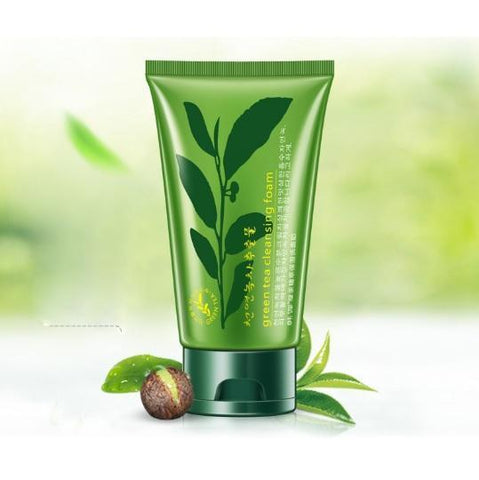 Rorec Green Tea Cleansing Foam 100g