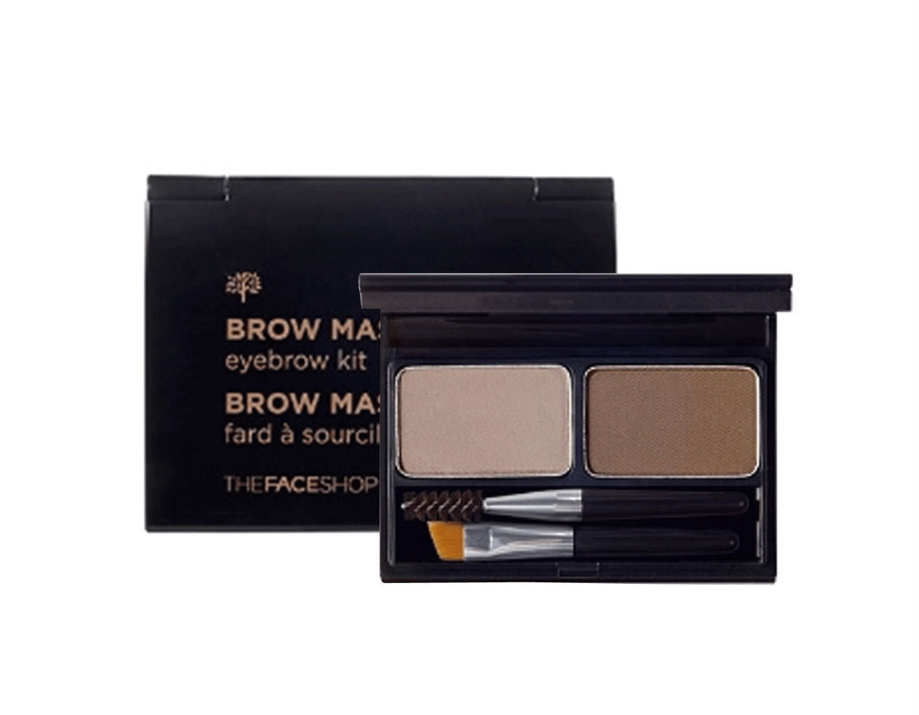 The Face Shop Brow Master Eyebrow Kit 4g Icahonlineshop