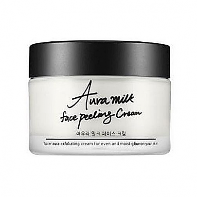 [Tiam] Aura milk face peeling Cream 50ml