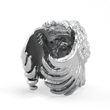 Sterling Silver Ring - Medusa