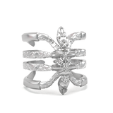 Sterling Silver Ring - Recluse