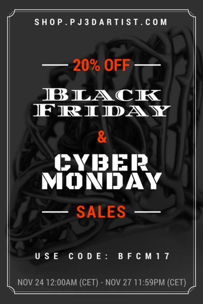 Silver Jewelry - Black Friday and Cyber Monday - 20% OFF