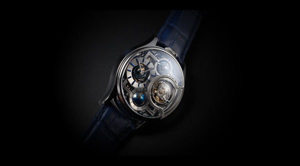 My new personal discovery: Tourbillon watches by Memorigin