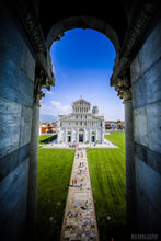 """PISA"" archival photo print by Michael Cuffe - OPEN EDITION - 8.5"" x 11"""