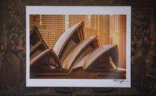 """Sydney""  limited artist signed archival photo print"