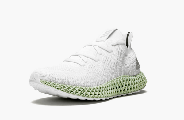 Adidas Alphaedge 4D White Men's - Pimp Kicks