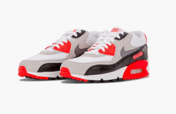 Nike Air Max 90  Infrared (Gradeschool) - Pimp Kicks