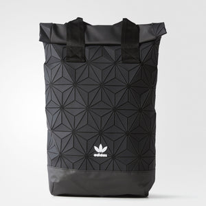 Adidas 3D Roll Top Backpack Black