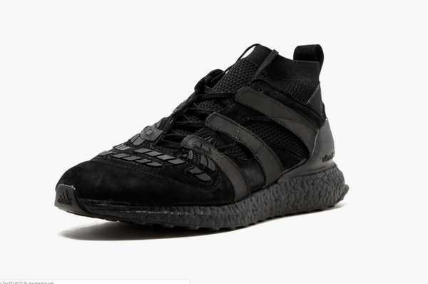 Adidas DB Accelerator Ultra Boost Triple Black Men's