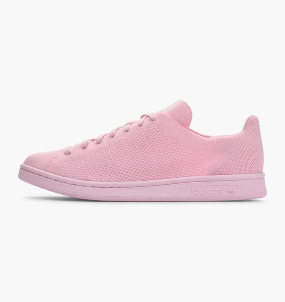 Adidas Stan Smith Primeknit Pink Glow Junior - Pimp Kicks