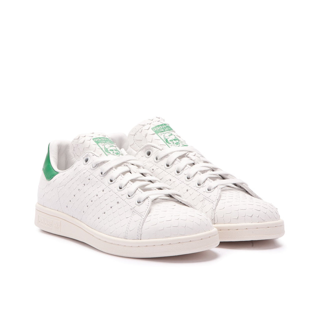 premium selection 81684 2307d Adidas Stan Smith Snakeskin Green Women's – Pimp Kicks