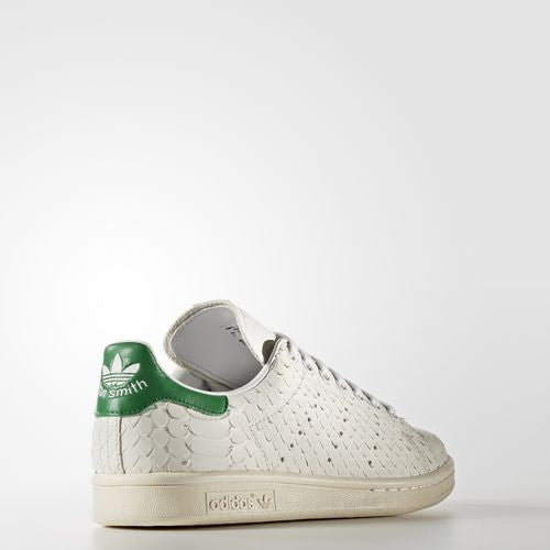 Adidas Stan Smith Snakeskin Green Women's - Pimp Kicks
