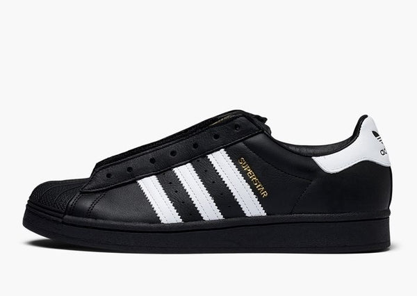 Adidas Superstar Laceless Black Men's