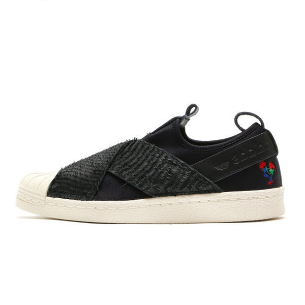 Adidas Superstar Slip On CNY Black Women's