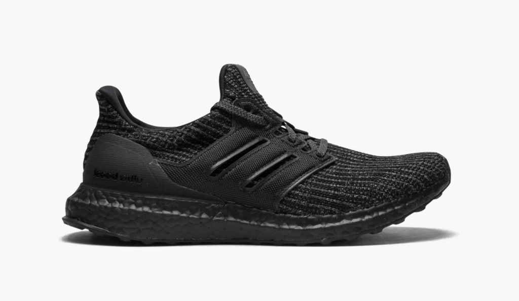 430410aac ... Adidas Ultra Boost Triple Black V4 Men s - Pimp Kicks ...