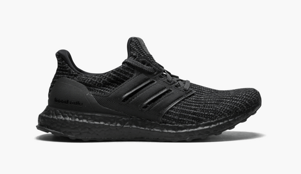 Adidas Ultra Boost Triple Black V4 Men's - Pimp Kicks