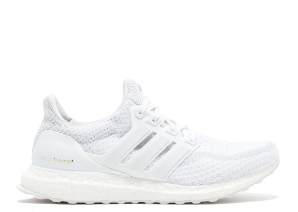 Adidas Ultra Boost Triple White V2 Men's - Pimp Kicks