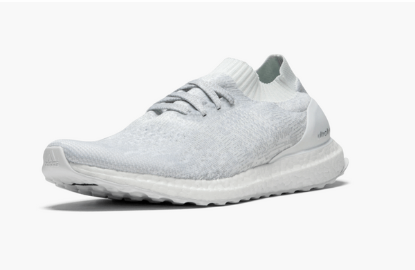 Adidas Ultra Boost Uncaged Triple White Men's - Pimp Kicks