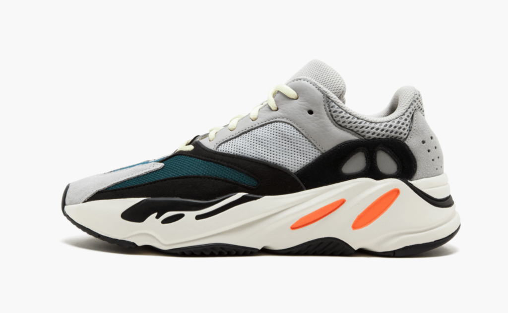 buy online c5ce9 a56b5 Adidas Yeezy Boost 700 Wave Runner Men's