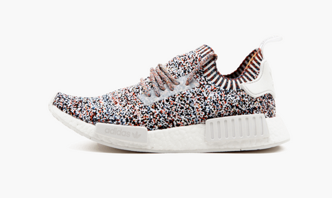 Adidas NMD R1 Primeknit Color Static Men's