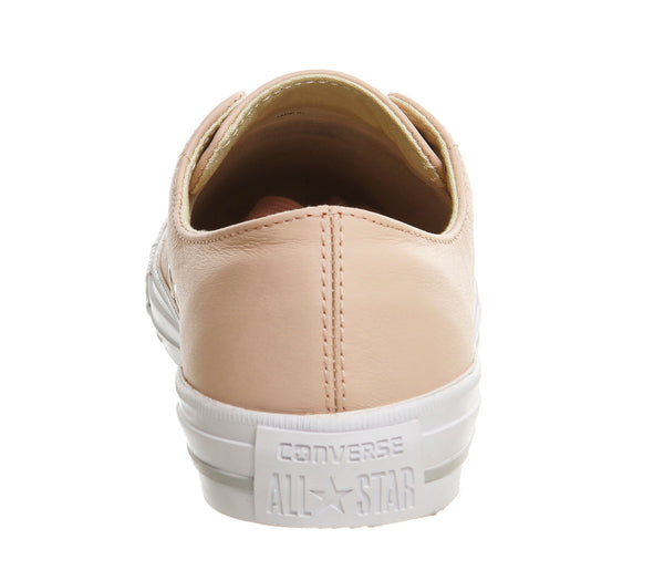 Converse All Star Leather Evening Sand Women's