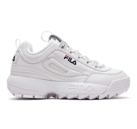 Fila Disruptor 2 White Men's