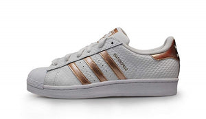 Adidas Superstar Honeycomb Copper Women's - Pimp Kicks