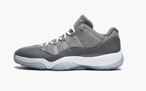 Jordan 11 Low Cool Grey Men's