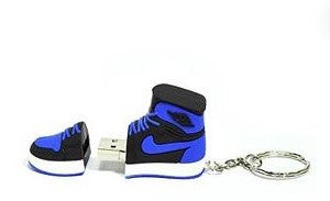 Jordan 1 Royal USB Flash Drive 8GB - Pimp Kicks